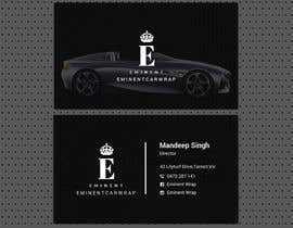 #33 cho Business Card Design for Car Wrapping Business bởi dipangkarroy1996