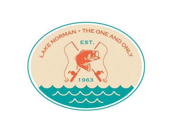 Bài tham dự cuộc thi #144 cho Graphic Design - Create a Cool Lake Logo