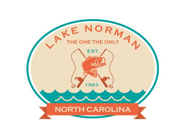 #186 for Graphic Design - Create a Cool Lake Logo by ColeHogan