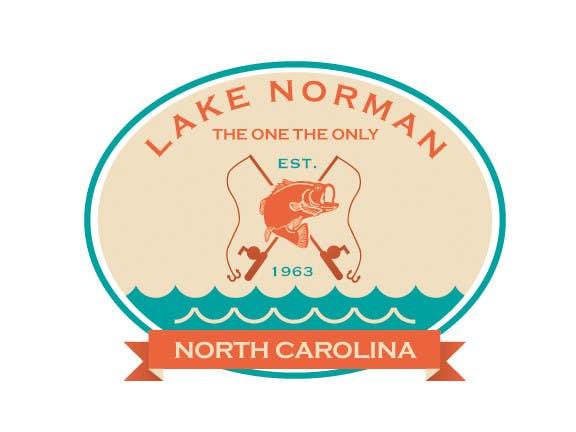 Bài tham dự cuộc thi #186 cho Graphic Design - Create a Cool Lake Logo
