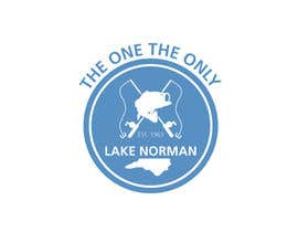 #59 para Graphic Design - Create a Cool Lake Logo por ColeHogan