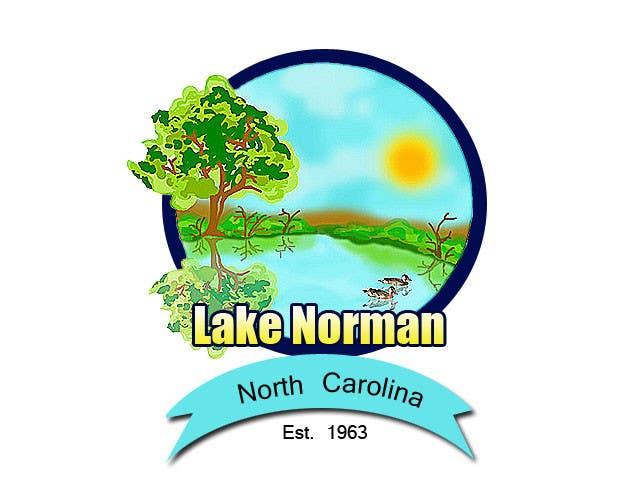 Bài tham dự cuộc thi #115 cho Graphic Design - Create a Cool Lake Logo