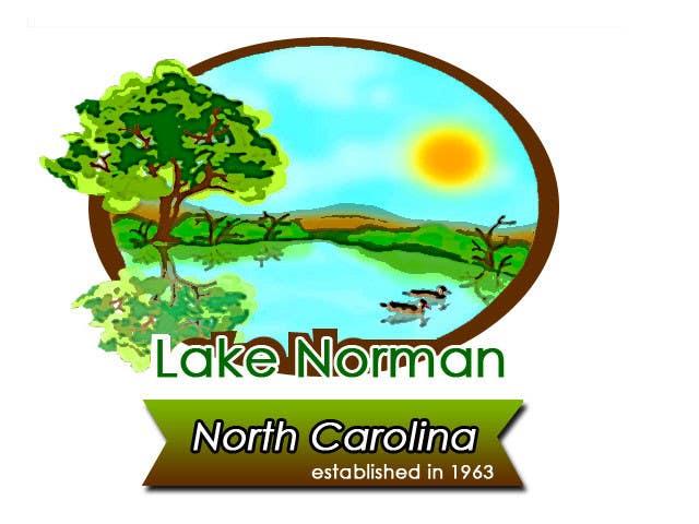 Bài tham dự cuộc thi #141 cho Graphic Design - Create a Cool Lake Logo