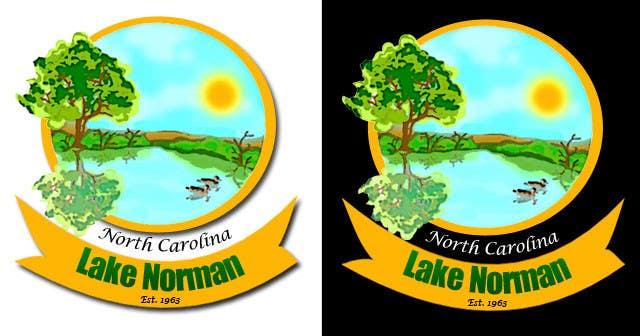 Bài tham dự cuộc thi #120 cho Graphic Design - Create a Cool Lake Logo