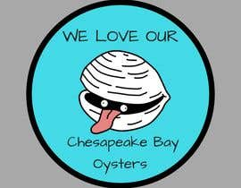 #1 untuk I need a super cool sticker of an oyster! oleh LAMEClothes