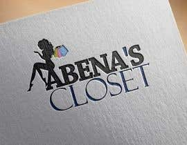 #32 for Create a brand logo for Abena's Closet by HabibAhmed2150