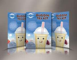 SLP2008 tarafından Crafky Bubble Tea Kit Instruction Flyer için no 77