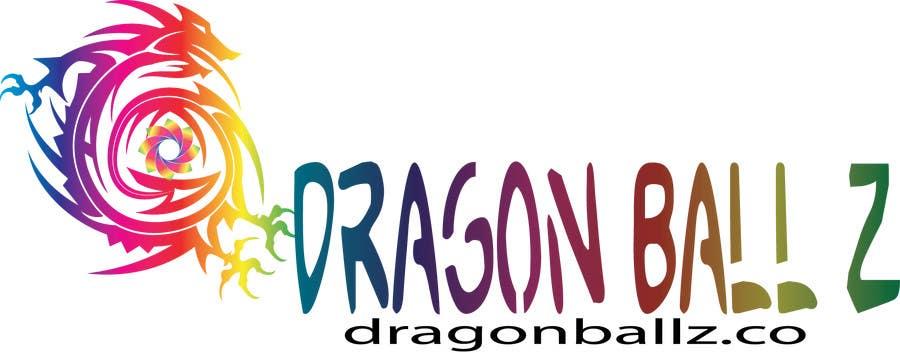 Contest Entry 2 For Design A Logo Dragon Ball Z Fansite