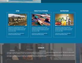 #14 for Design a Website Mockup af apekshaashu11