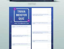 #45 untuk Design a question and also answer page for trivia questions oleh NaturalFitness20