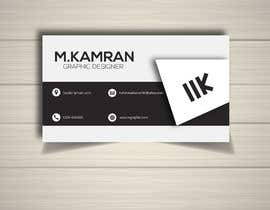 Kamran000 tarafından a visiting card but the logo name and number will be different için no 1