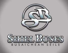 #154 for Logo Design for Shiel buses by arteq04