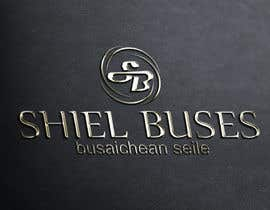#136 for Logo Design for Shiel buses by trying2w
