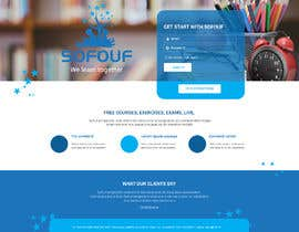 #34 for SOFOUF Landing page by pradeep9266