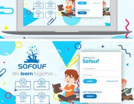#29 for SOFOUF Landing page by creativecas