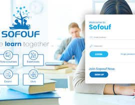 #31 for SOFOUF Landing page by creativecas