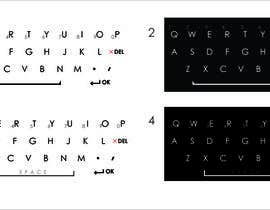 nº 53 pour Design Keyboard Style par namishkashyap