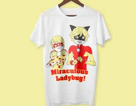#20 for Create Designs For Miraculous Tales T-Shirt! af aes57974ae63cfd9