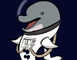 #14 for Space Dolphins - Yes. Space Dolphins. af cesarqflorez