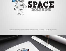 #17 for Space Dolphins - Yes. Space Dolphins. af minimalwork
