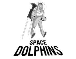 #24 for Space Dolphins - Yes. Space Dolphins. by rlpragas82