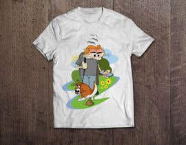 #22 para Illustration for t-shirt por adalbertoperez