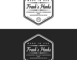 #54 for Logo Design for new Brand -Frank's Hanks by yallan3raf2016