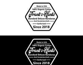 nº 24 pour Logo Design for new Brand -Frank's Hanks par Aunonto