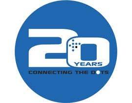 #41 untuk Design a Logo for 20'th anniversary of EPIC oleh NavCZ