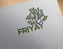 #126 para Logo for Friyay project por DarkBlue3