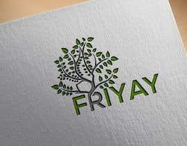#129 para Logo for Friyay project por DarkBlue3