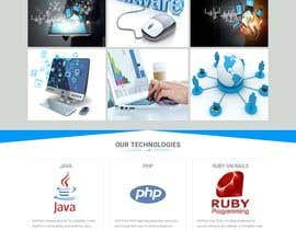 #28 for Website homepage graphics by monirhossain224