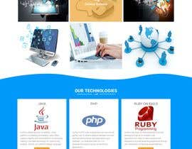 #31 for Website homepage graphics by monirhossain224