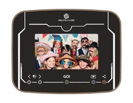nº 10 pour Face Design for a Modern Photo Booth par desingero