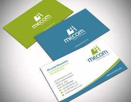 #25 untuk Mecom corporate identity oleh ezesol