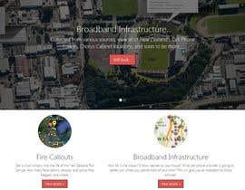 AhmedAboughanima tarafından Build a Website template for http://gis.geek.nz için no 7
