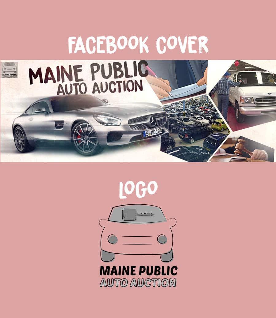 Konkurrenceindlæg #6 for Logo/ facebook cover photo