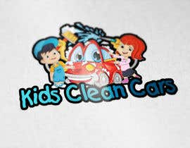 #81 for Create logo for Kids Clean Cars by ingpedrodiaz