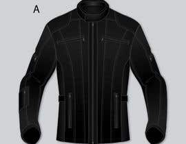 nº 21 pour Creation of a leather motorcycle jacket par yvandenberg