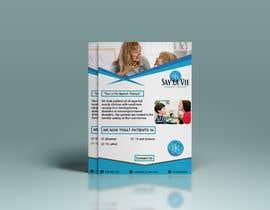 Nro 20 kilpailuun Design a Flyer for a Speech Therapy Company käyttäjältä niloykhan55641