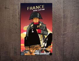 #9 for Illustrate a Napoleonic Alternative History Book Cover by adalbertoperez