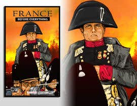 #13 for Illustrate a Napoleonic Alternative History Book Cover by adalbertoperez