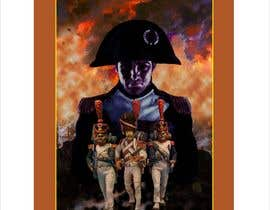 #3 for Illustrate a Napoleonic Alternative History Book Cover by djamalidin