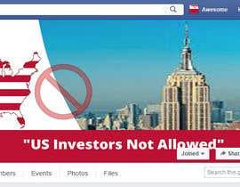 #38 для US Investors Not Allowed від Saifurrahman2017