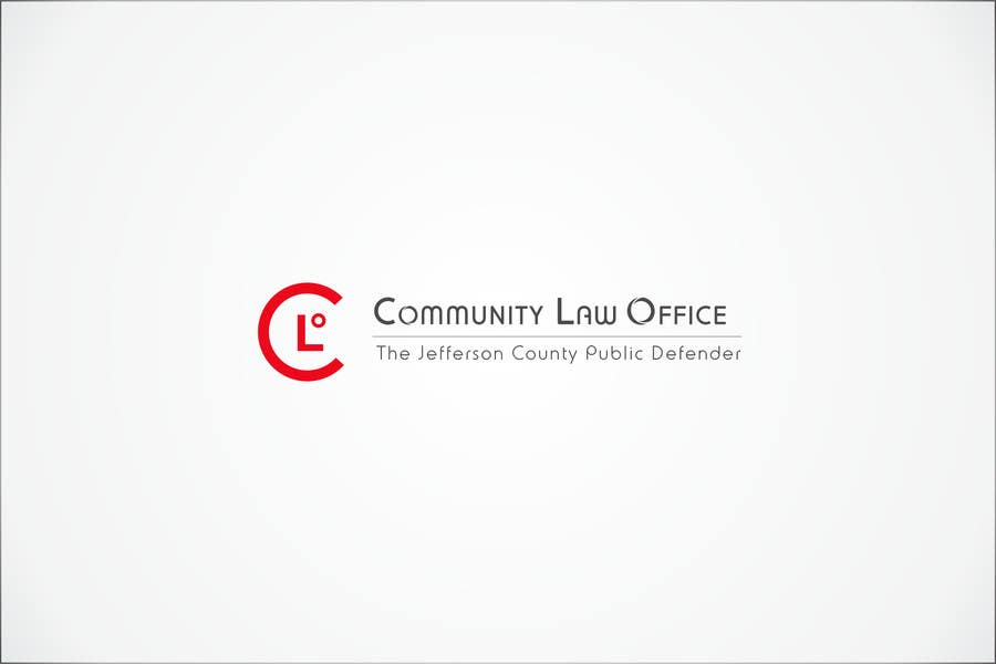 #33 for Logo Design for Community Law Office by Mehran53