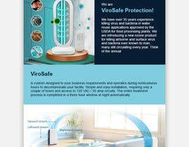 #11 for Build Email Advertisement, html,  for ViroSafe Protection by SunlightGraphic