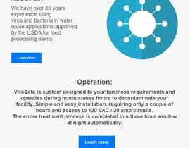 #20 for Build Email Advertisement, html,  for ViroSafe Protection by Abderrahmanea