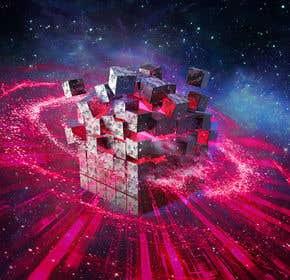 Kuva                             I need a exploding sci-fi cube i...