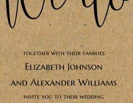 #44 cho Stephon's Wedding bởi kumkumrajput