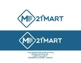 #11 for Build a Logo for 21 Plus Mart af artgallery00